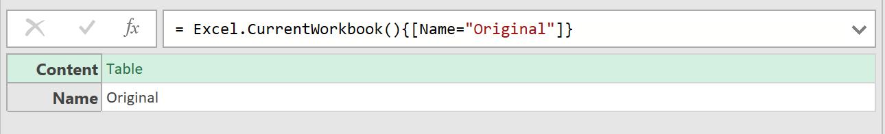 Retrieve Table / ListObject by name