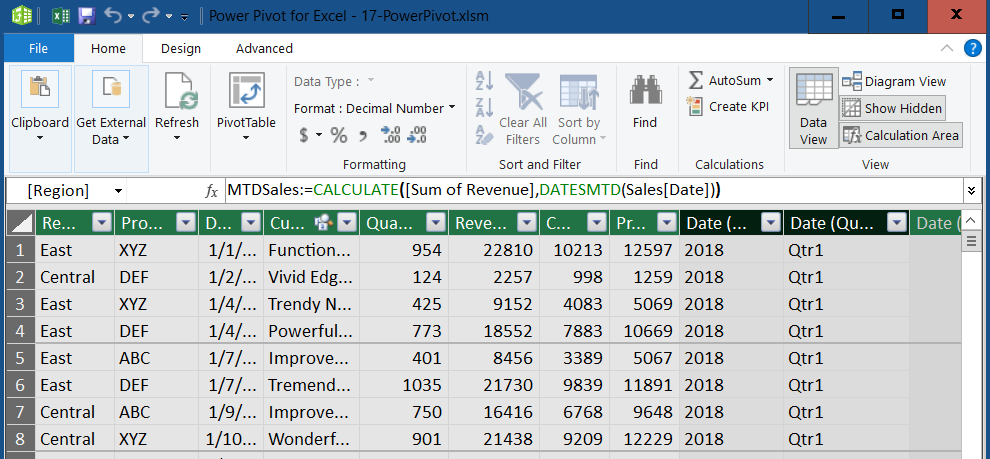 17-PowerPivot MDM view from icon home O365.png