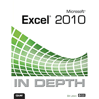 Excel 2010 In Depth