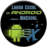 Learn Excel from MrExcel on Android!