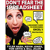 eBook Don't Fear the Spreadsheet