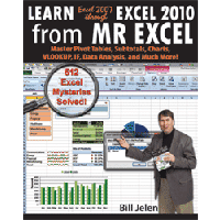 Learn Excel 2010 from MrExcel
