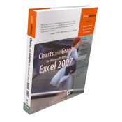 Charts and Graphs for Excel 2007 Book