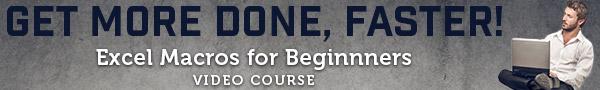 VBA Course