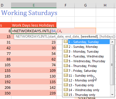 Calculate Workdays Excel Tips Mrexcel Publishing