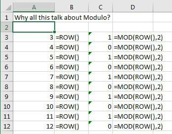 Inserting Alternating Rows - Excel Tips - MrExcel Publishing