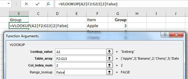 Why does Excel now use a | instead of a comma?
