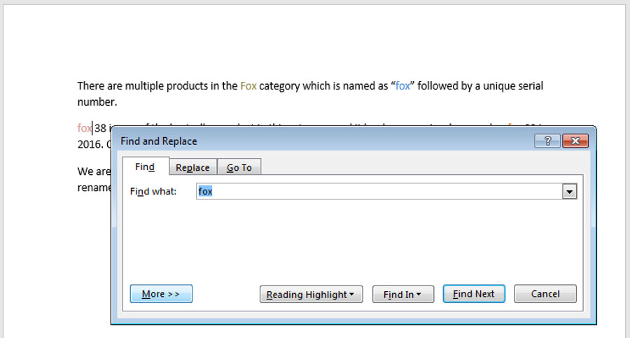 How to Use RegEx in Microsoft Word - Excel Tips - MrExcel Publishing