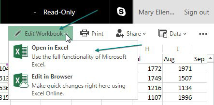 Excel 2019: Simultaneously Edit the Same Workbook in Office 365