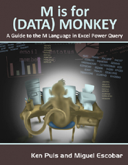 M is for Data Monkey - A guide to the M Language in Excel Power Query