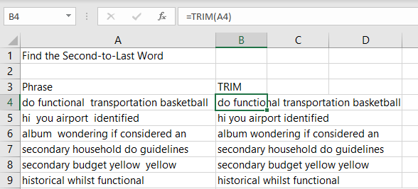 LET: Storing Variables Inside Your Excel Formulas