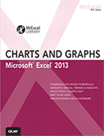 Charts & Graphs Excel 2013 Book
