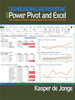 Dashboarding with Power Pivot Book