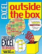 Excel Outside the Box Book