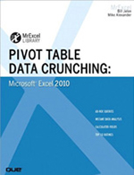 Pivot Table Data Crunching 2010