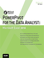 Power Pivot for the Data Analyst Book