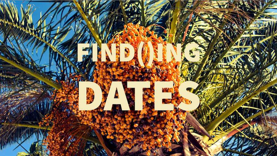 Finding Dates