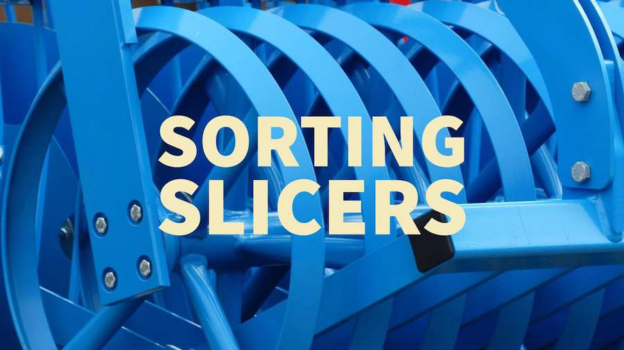 Sort Slicers