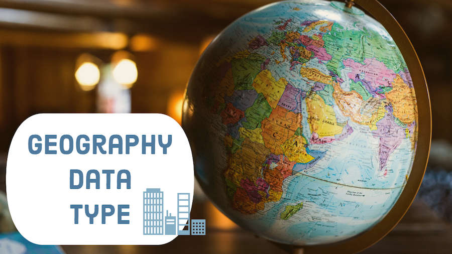 Geography Data Type