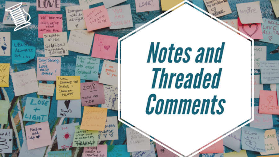 Notes and Threaded Comments in Excel