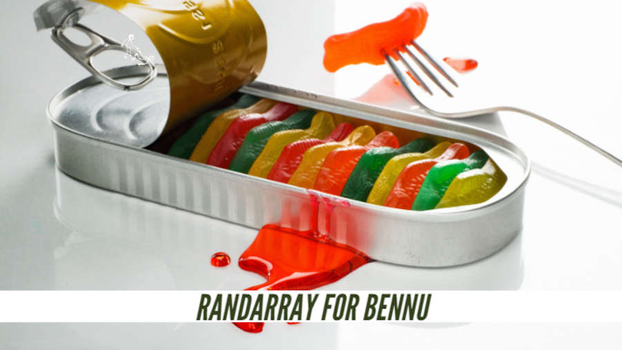 Streamlining the Bennu Model With RandArray