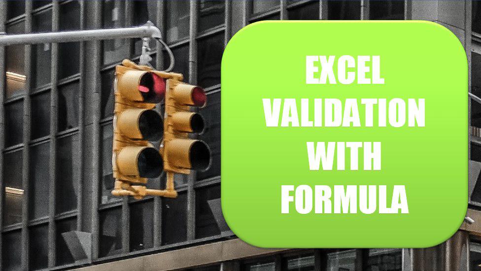 Complex Validation Using a Formula. Photo Credit: Clément Falize at Unsplash.com