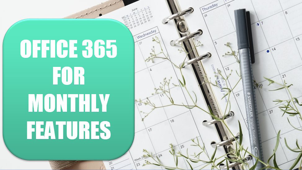 Excel Subscribe to Office 365 for Monthly Features. Photo Credit: Renáta-Adrienn at Unsplash.com