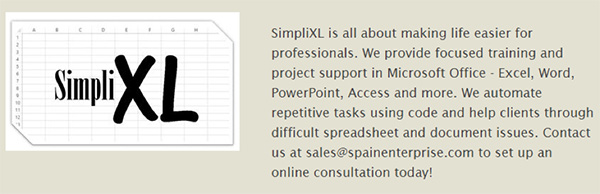 Consulting Services - MrExcel Publishing