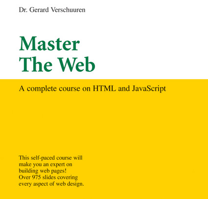 Master the Web CD-ROM