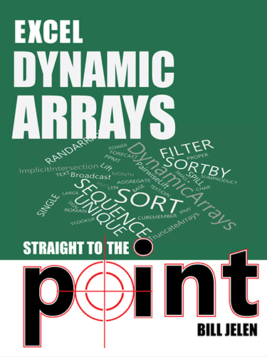 Excel Dynamic Arrays Straight to the Point