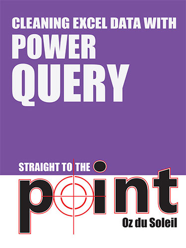 Cleaning Excel Data With Power Query Straight To The Point