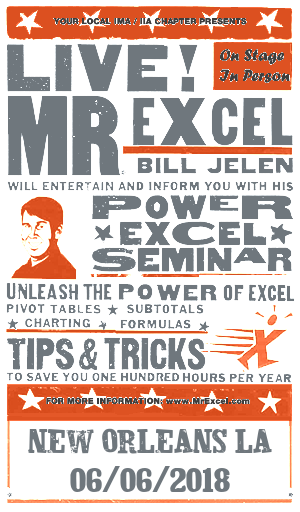 power excel 2010 with mrexcel games