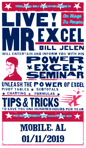 consulting services mrexcel publishing