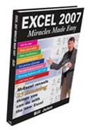 Excel 2007 Miracles Made Easy Book