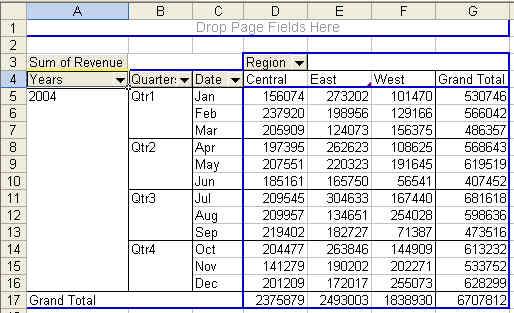Daily Visit Report Format - Calendar June