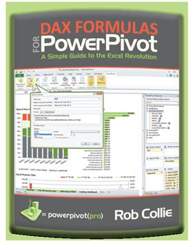 DAX Formulas for Power Pivot Book