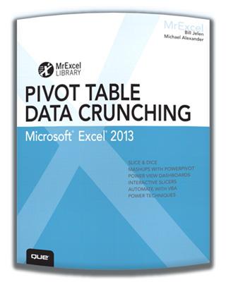 Excel 2010 pivot download crunching data pdf table microsoft