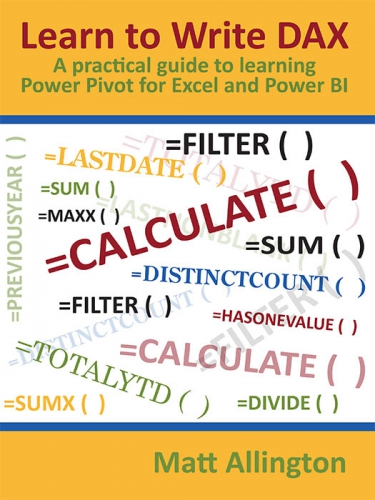 learn dax for power pivot
